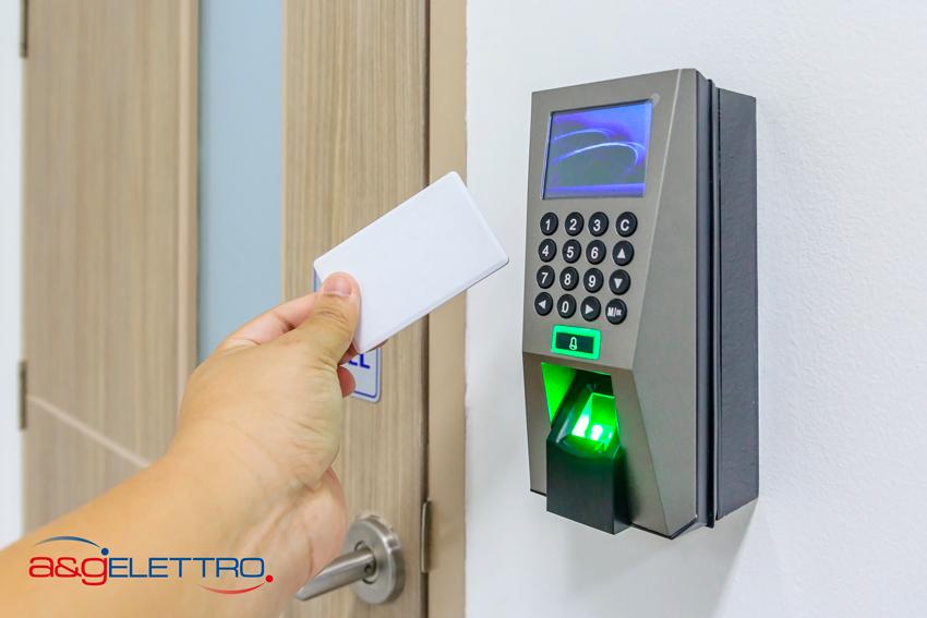 Controllo Accessi | A&G Elettro