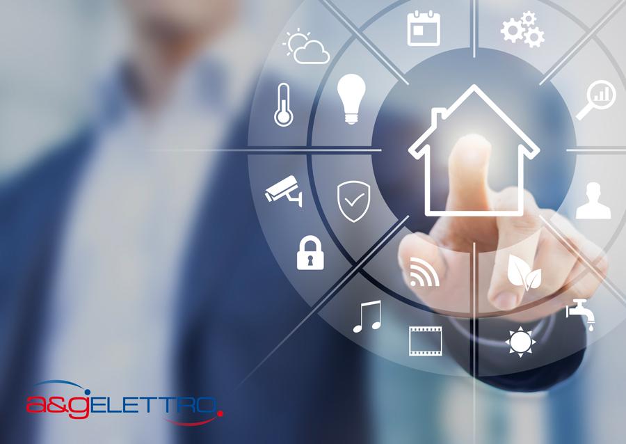 Domotica e Automazione della Casa | A&G Elettro