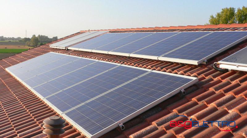 Impianti Fotovoltaici | A&G Elettro