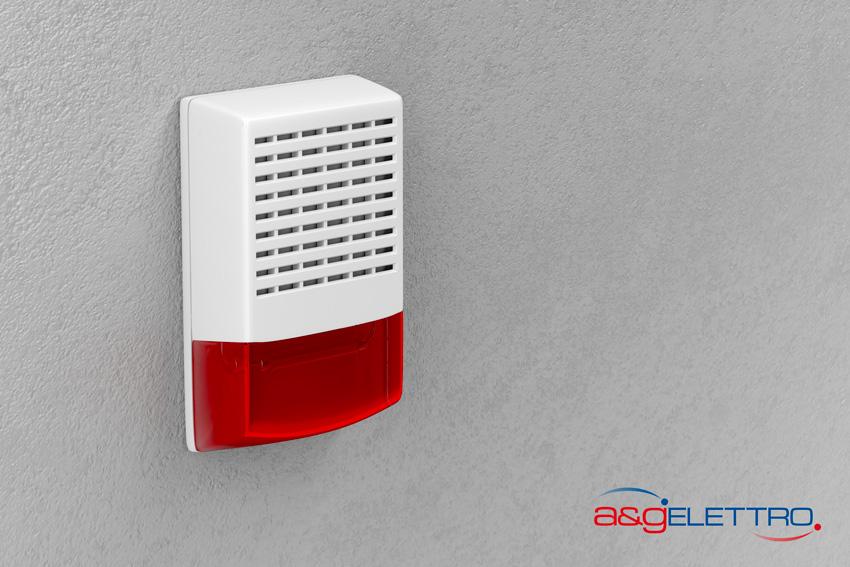Sistemi Antifurto | A&G Elettro