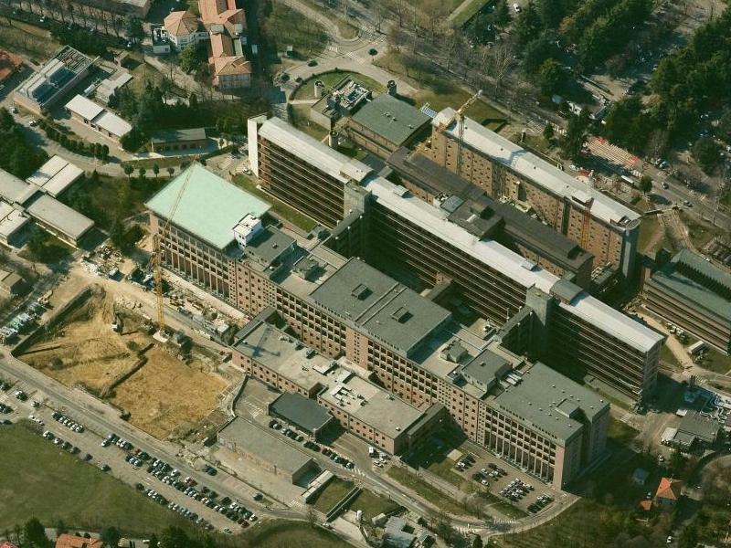 Ospedale Santa Maria Nuova Reggio Emilia| A&G Elettro
