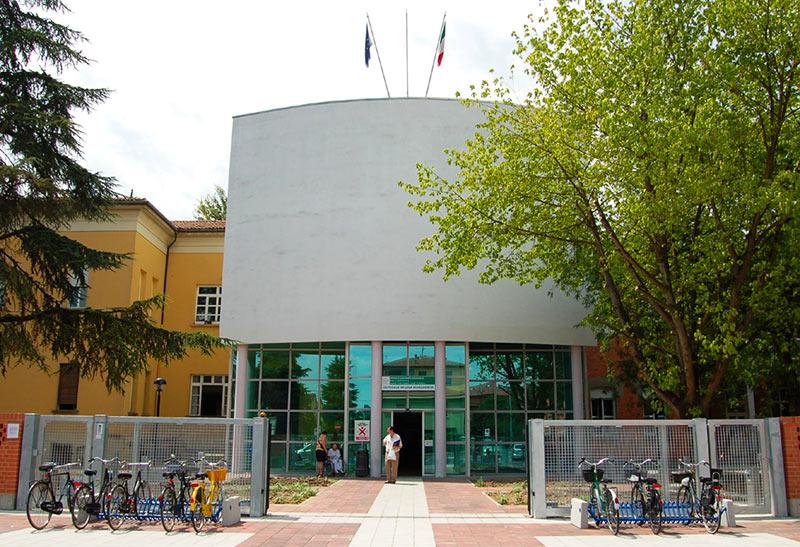 Ospedale di Castelfranco Emilia realizzazione nuova Cabina Armadio MT/BT | A&G ELETTRO