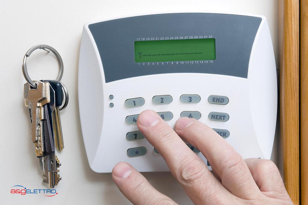 Componenti impianto di allarme | A&G Elettro