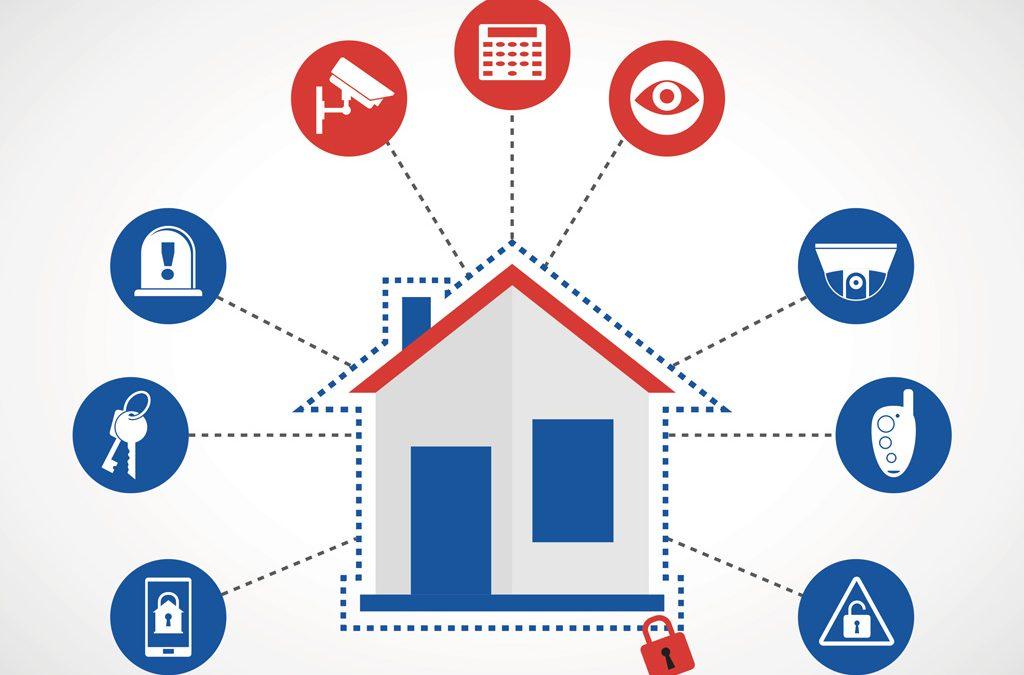 Impianti d'allarme: perchè installarne uno nella vostra casa