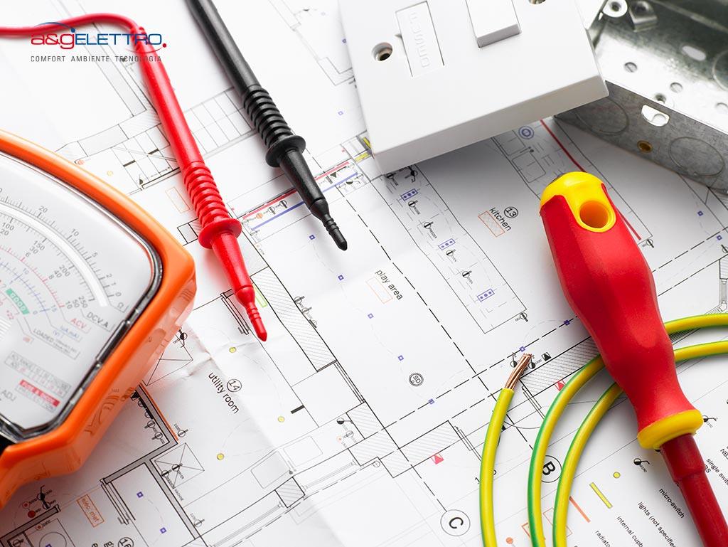 Impiantistica elettrica per un migliore efficientamento energetico | A&G ELETTRO
